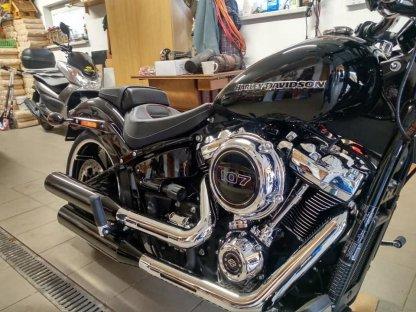 Harley Davidson 107