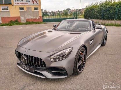 Mercedes GT AMG