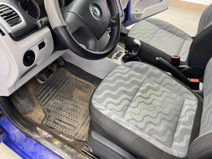 Škoda Roomster