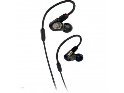 Audio-Technica ATH-E50, černá