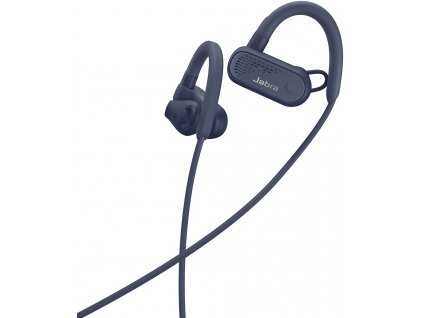 Jabra Elite 45e Active, modrá