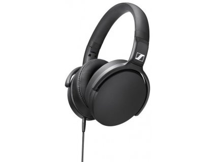 Sennheiser HD400S, černá