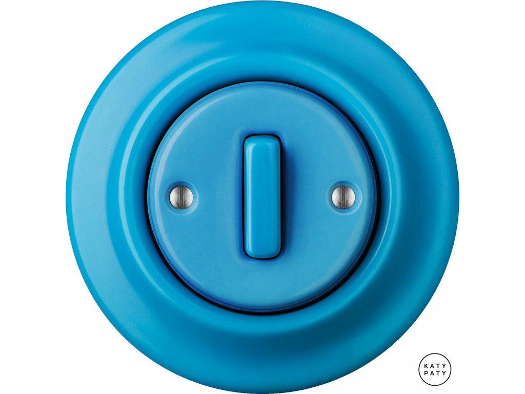 Vypínače 1 klapka - SLIM