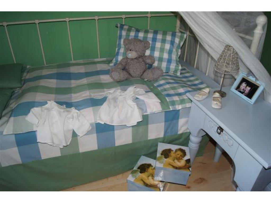 Dětské povlečení Dora, peřina+polštář, kanafas 130x90 cm, 60x40 cm