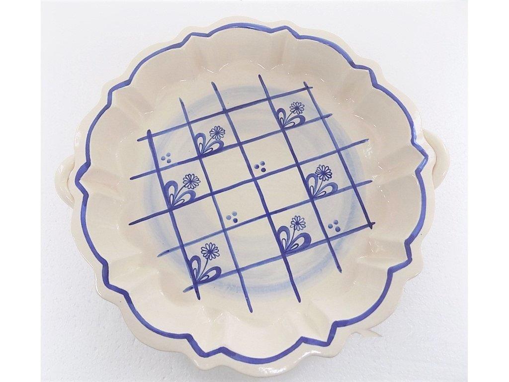 Keramická pečící forma na koláč velká - 1.