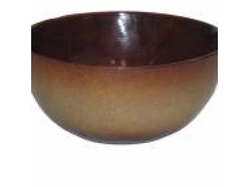 Keramická salátová mísa EVA č.5 průměr 26cm, objem 2,90 litru.