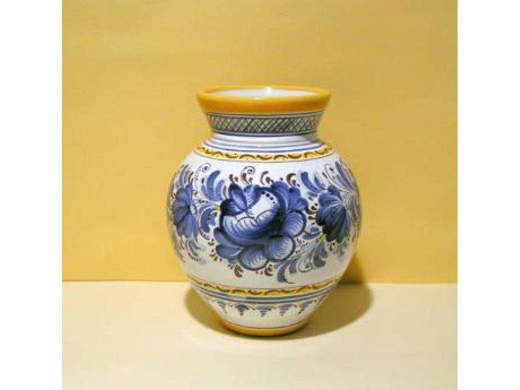 Keramická váza habánská