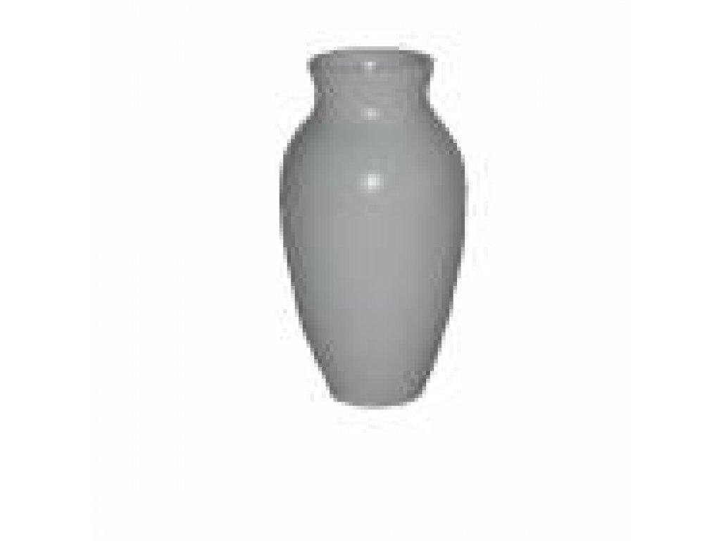 Keramická Váza KK 27 šířka-11 cm výška-21 cm Bílá, kamenina