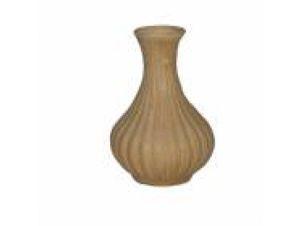 Keramická Váza KK 301 šířka-15 cm výška-22,5 cm Antika,kamenina