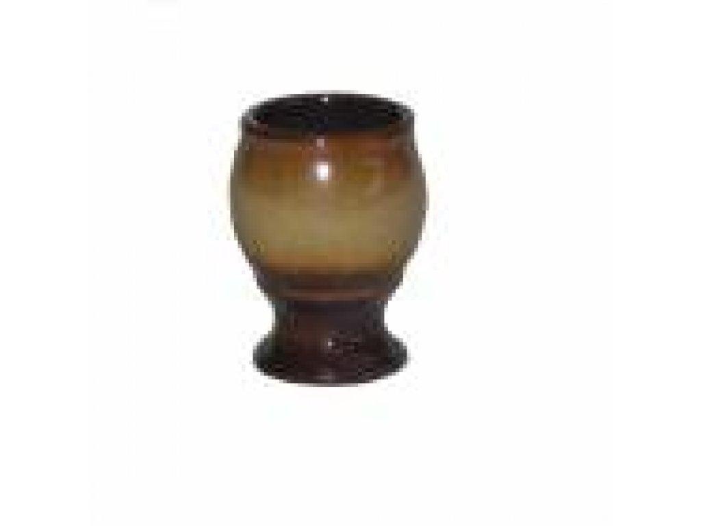 Keramický pohárek na pálenku 0,5 dcl