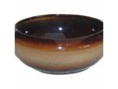 Keramická aranžovací miska č. 2 průměr 22 cm, výška 9 cm-MIX