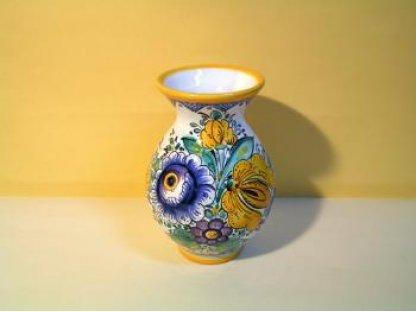Keramická dekorace na stůl - váza