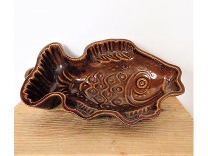 Keramická forma Ryba-31cm délka ,20 cm šířka