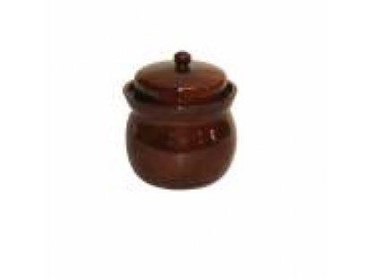 Keramická nádoba na ukládání zelí, Zelák buclák 2 litry