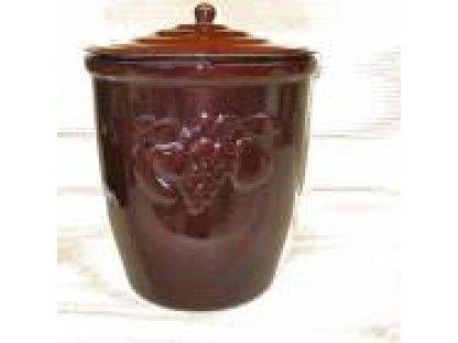 Keramická uskladňovací nádoba 5 litrů