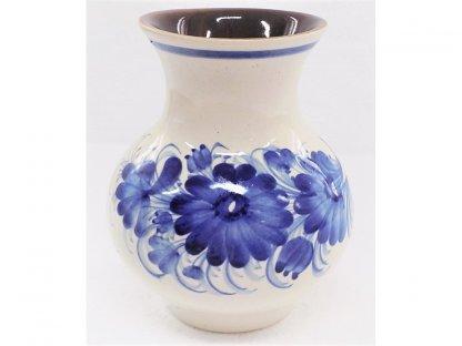 Keramická váza baňatá v. 15 cm 6