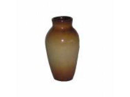 Keramická Váza KK 26 šířka-8 cm výška-15cm MIX,kamenina