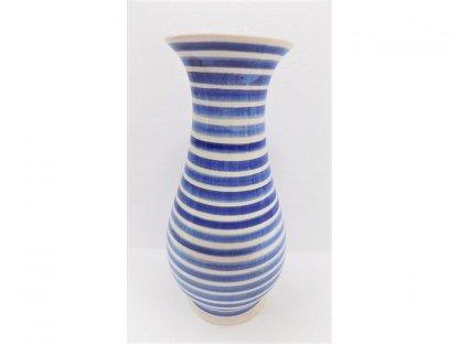 Keramická váza v. 34 cm 18.