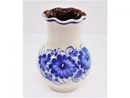 Keramická váza vlnky v. 14,5 cm  5.