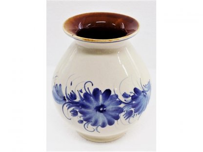 Keramická váza vysoká v. 20 cm  8.