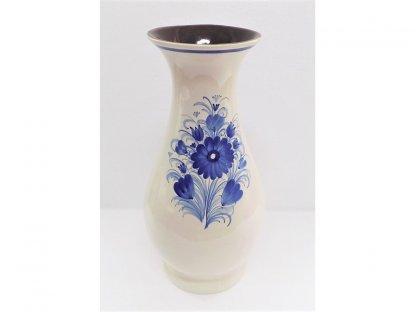 Keramická váza vysoká v.41 cm - 19.