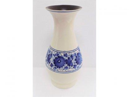Keramická váza vysoká v.41 cm -20.