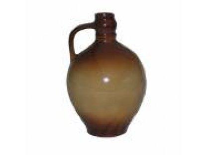 Keramický džbán čepák na víno, 2,5 litru