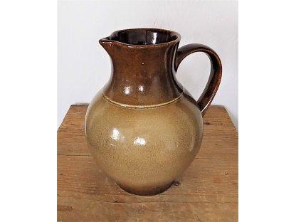 Keramický džbán na pivo, Martin, MIX, objem 2,5 litrů