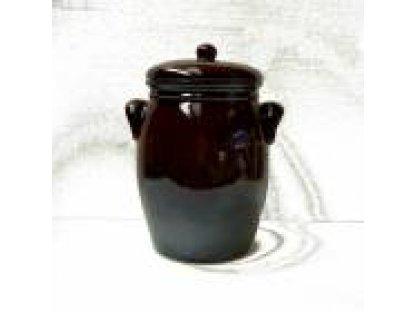 Keramický hrnec, Sádlák č.4 objem 7 litrů