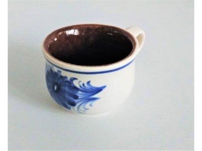 Keramický hrnek malý na kávu, preso - 50 ml