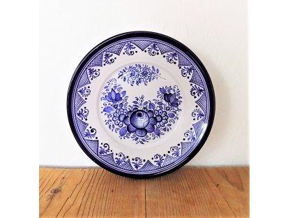 Keramický talíř - dekorace
