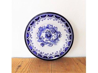Keramický talířek - dárek 1.