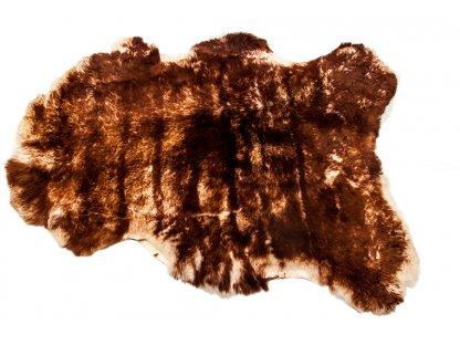 Ovčí kůže žíhaná vel.XL