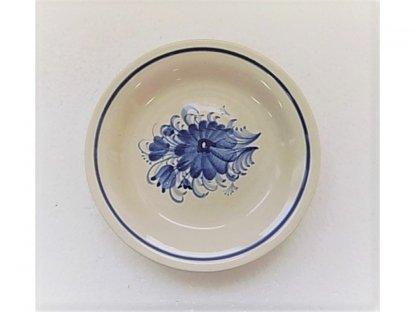 Podšálek s květem, průměr 14 cm