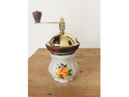 Ruční mlýnek na kávu Mozart standard, v. 21 cm