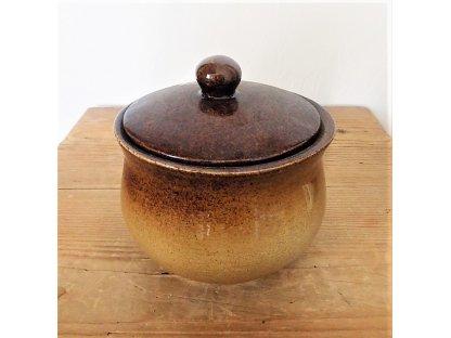Sádlák 0,8 litrů - MIX, keramika