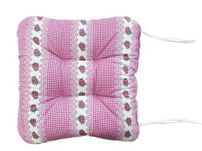Sedák na křeslo - Mirabelka fialová