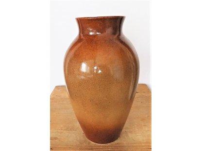 Váza KK 28 šířka-17 cm výška-28 cm MIX, keramika