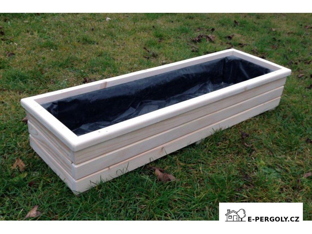 Dřevěný truhlík Máňa 30100