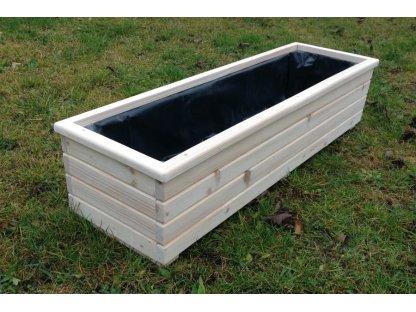Dřevěný truhlík Máňa XL 30100