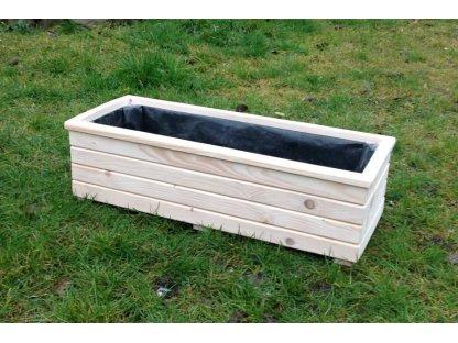 Dřevěný truhlík Máňa XL 3080