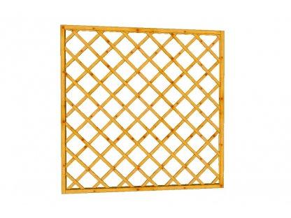 Mřížková zástěna Macík A16, 180 x 180 cm