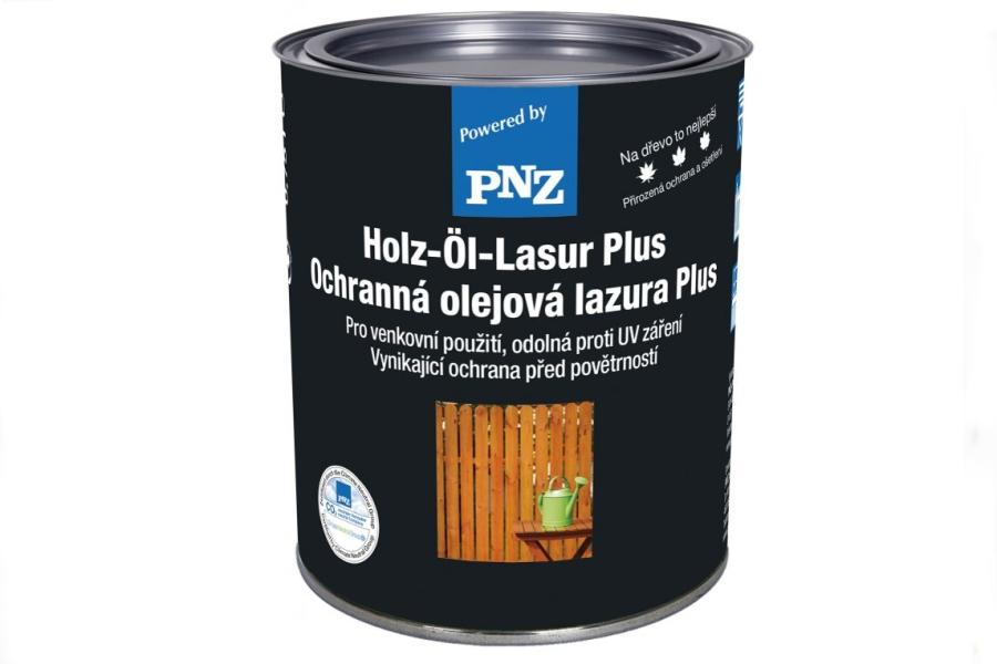 Ochranná olejová lazura PNZ