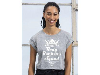 Podpořím částkou 650 Kč / Obléknu si crop top tričko Body Rockers