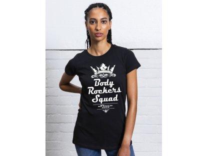 Podpořím částkou 650 Kč / Obléknu si prodloužené dámské tričko Body Rockers