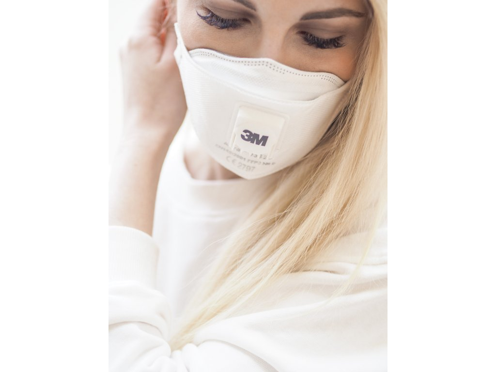 3M respirátor FFP3
