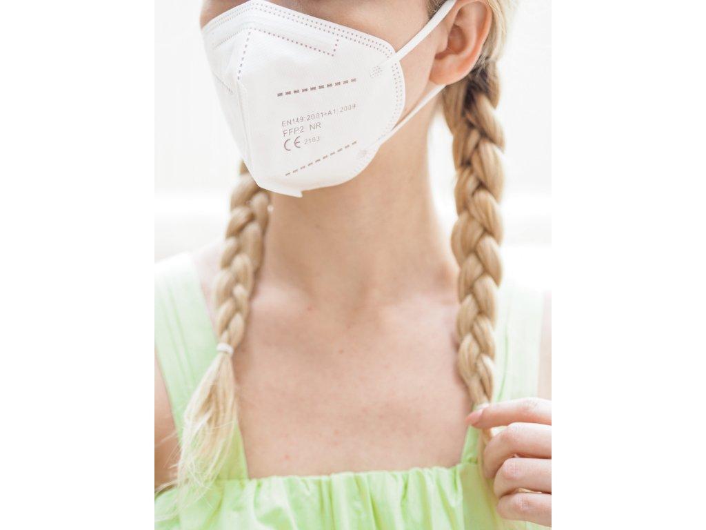 Dětský respirátor FFP2 20 ks