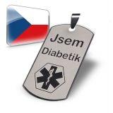 Přívěsky a náramky s českými popisky