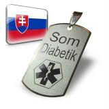 Přívěsky a náramky se slovenskými popisky