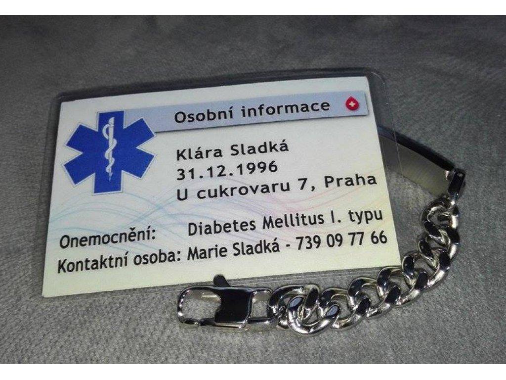 Karta diabetika